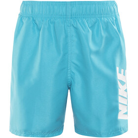 "Nike Swim Volley Shorts Boys 4"" Light Blue Fury"